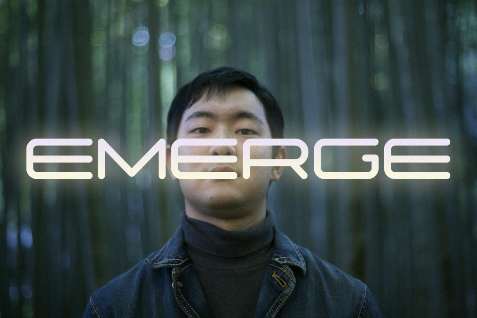 EMERGE: Michiru Aoyama
